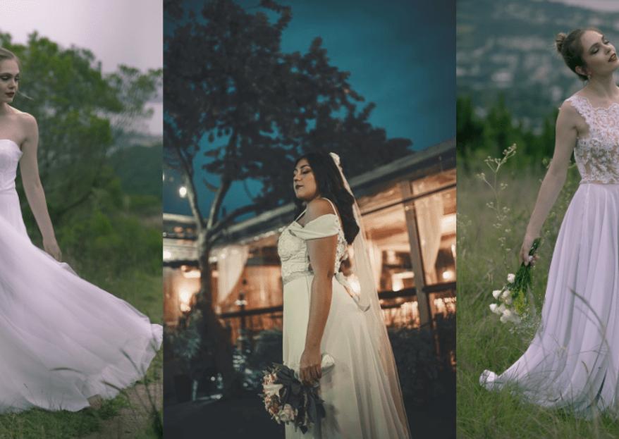 O Amor é Simples lança Vestido de Noiva Digital