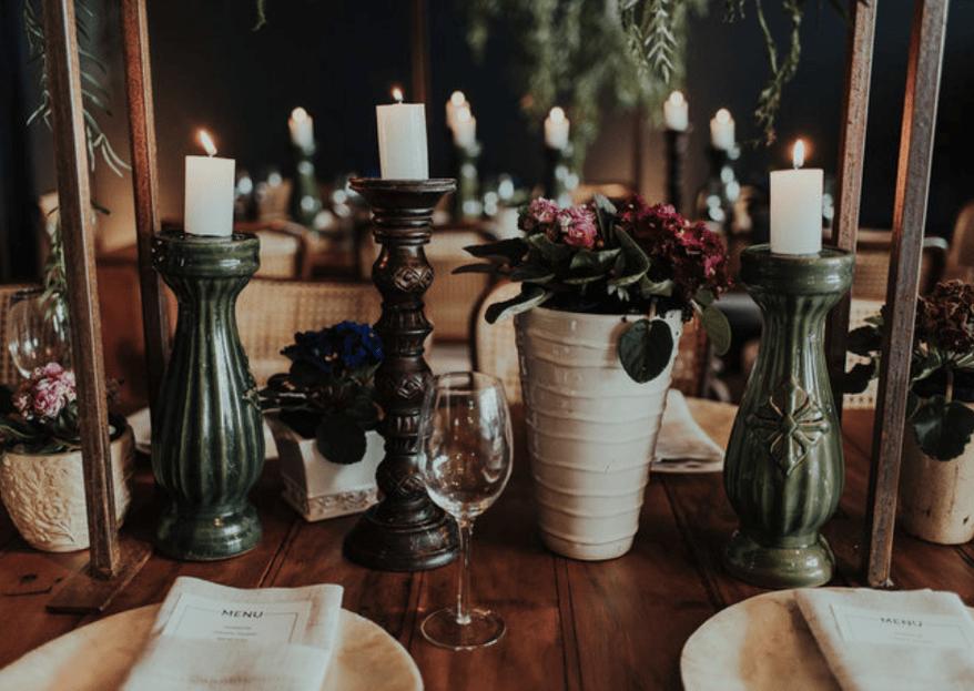 Como decorar o seu casamento no outono em 5 passos
