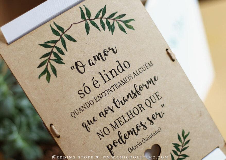 + de 80 Frases de convite de casamento para você se inspirar!