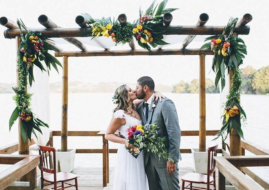 Para decidir hoje mesmo: 15 lugares maravilhosos, de diversos estilos para que você escolha onde vai casar!