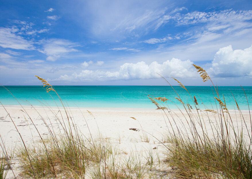 Lua de mel nas Ilhas Turcas e Caicos: uma joia nas águas atlânticas do Caribe!