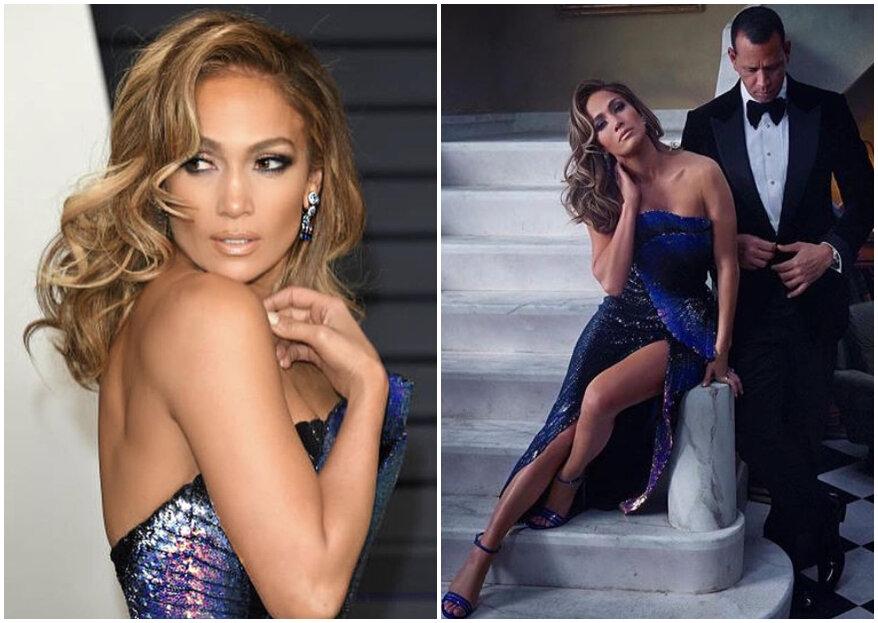 Jennifer Lopez é pedida em casamento com anel de noivado de R$ 3,8 milhões!