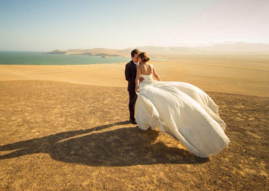 Home is where your heart is: o que é imprescindível para realizar um destination wedding?