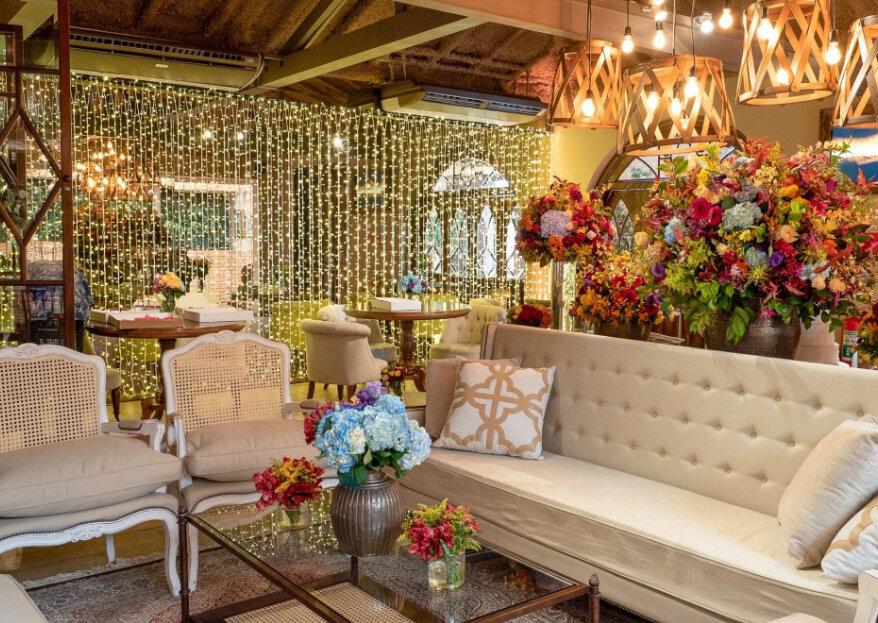 Grupo Bisutti: um espaço de casamento com a decoração que você sempre sonhou!