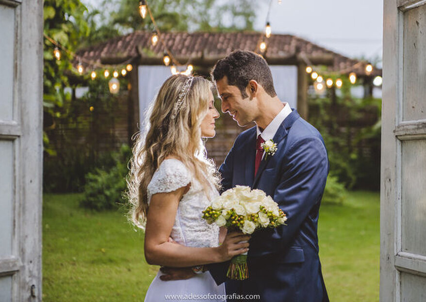 Locais para casamento que você vai amar: te convidamos a conhecê-los!