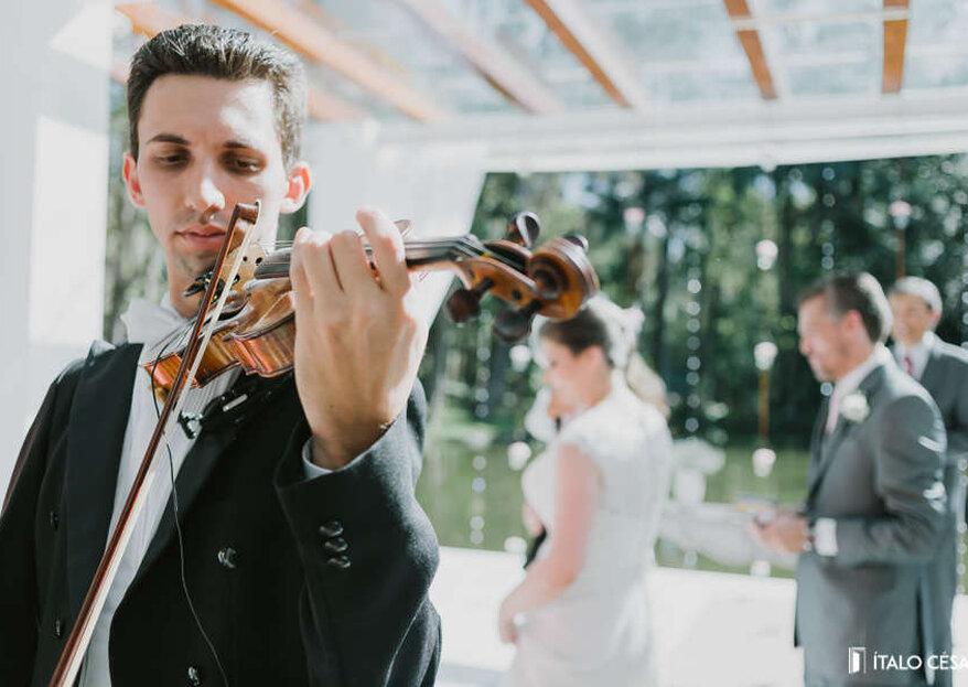 Música para casamento: Confira as clássicas e atuais que bombam!