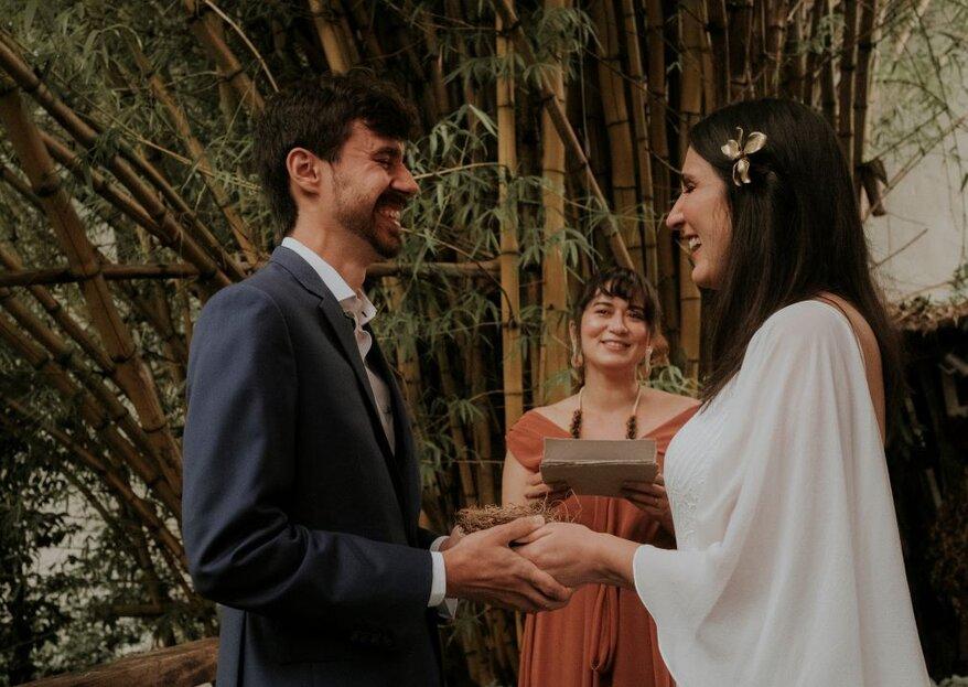 Babi Nascimento: Cerimônias de casamento autênticas e com toques artesanais para celebrar o amor dos noivos