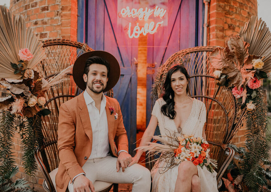 Inspiradora, surpreendente e super personalizada: assim deve ser a decoração do seu casamento