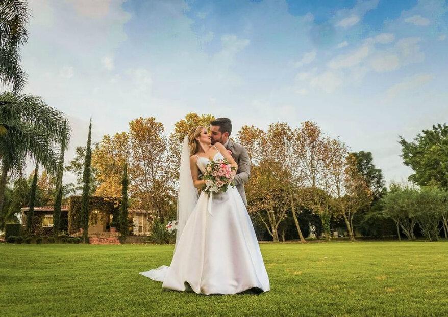 Organização bem planificada para um casamento de sucesso