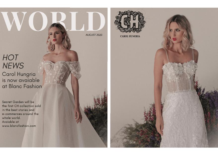 Atelier Carol Hungria: do Brasil para o mundo!