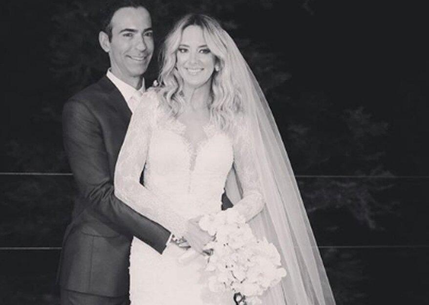 Destination Wedding de Ticiane Pinheiro e Cesar Tralli: uma celebração romântica e repleta de emoção!