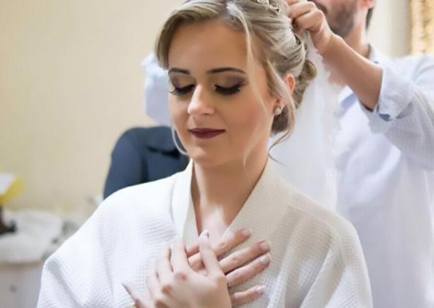 Para noivas e noivos: 10 cuidados fundamentais para o dia do casamento!