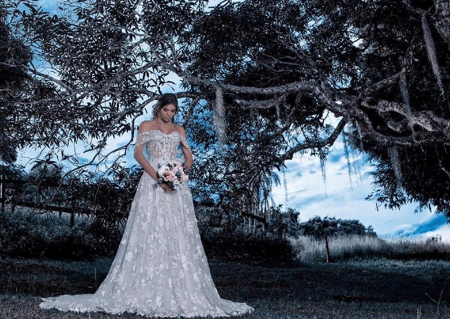3 estilistas de vestido de noiva em Brasília: verdadeiros artistas da moda!