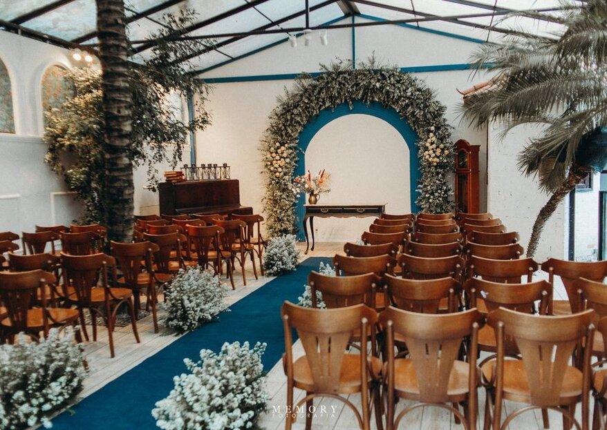 Thais Reis Design: projetos extraordinários para quem sonha com uma celebração no melhor estilo farm wedding