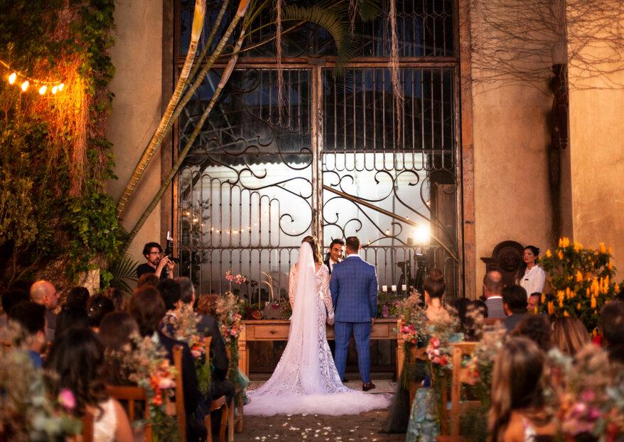 Destination wedding em Tiradentes: seu sonho realizado através dos espetaculares projetos criados pela Leteche Decorações de Eventos
