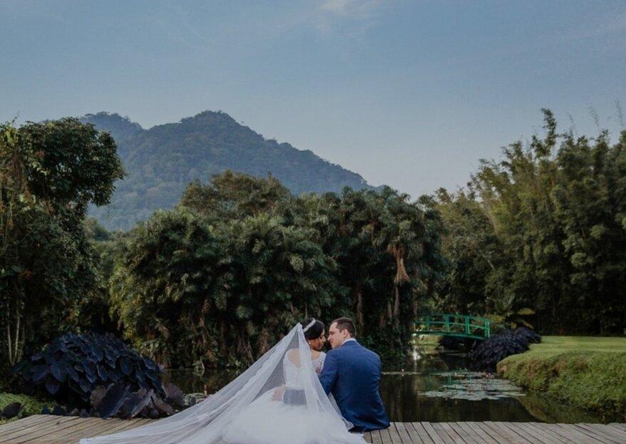 Meio do Mato: um paraíso cercado de verde para casamentos inesquecíveis na Cidade Maravilhosa