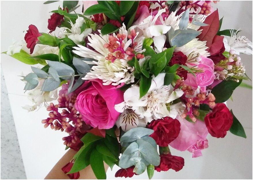 Bride Flowers: seu buquê nas mãos de quem entende do assunto!