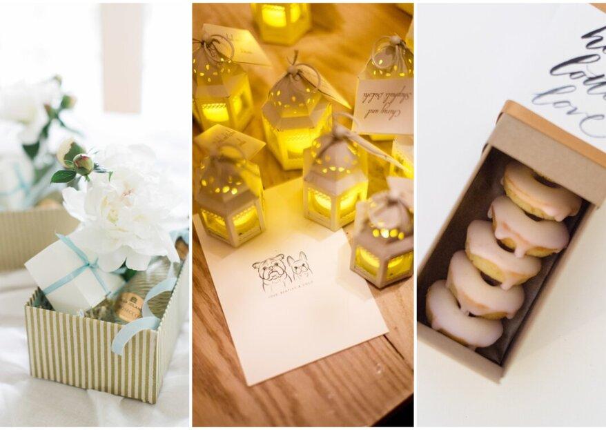 Lembrancinha de casamento criativa e econômica: surpreenda seus convidados!