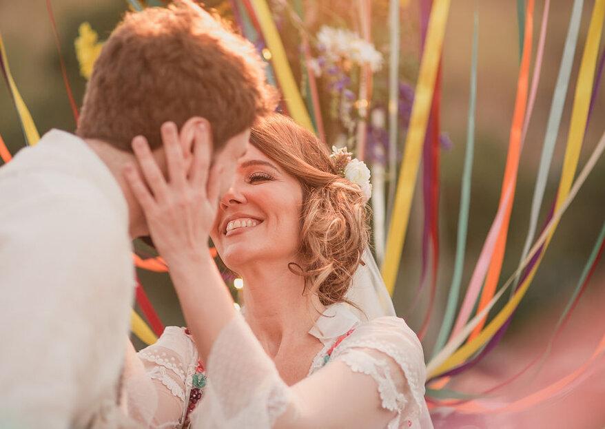 Camilla & Bruno: Casamento na fazenda diferente, inspirador e do jeitinho que os noivos sempre sonharam