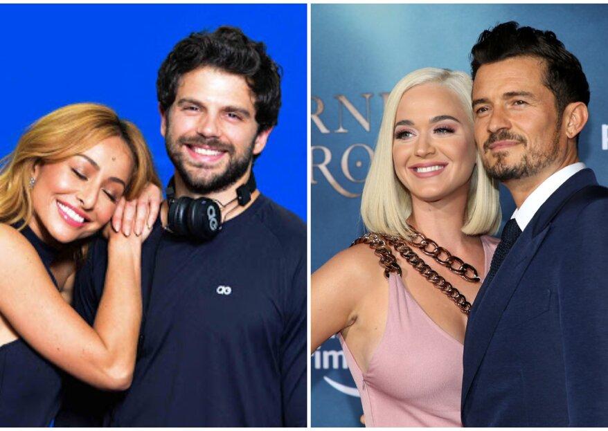 Alerta 2021: os casamentos de famosos que queremos ver até dezembro