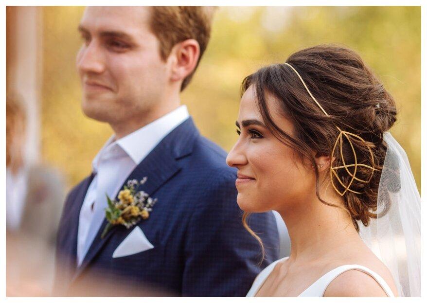 A beleza da noiva que ressalta o melhor de cada uma: conheça o trabalho da Makeup Artist, Paula Vidal.