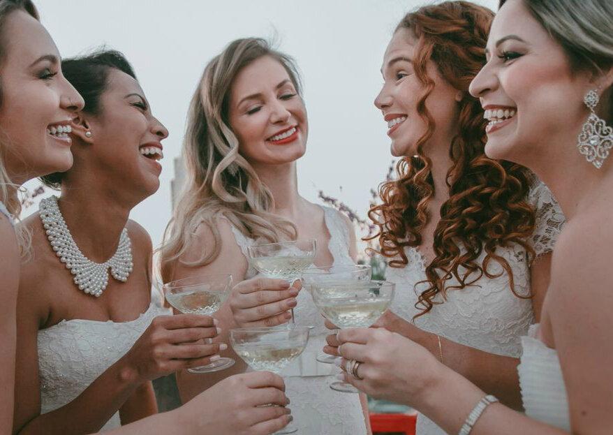Descubra como uma equipe experiente e profissional é capaz de organizar um casamento em pouco tempo!