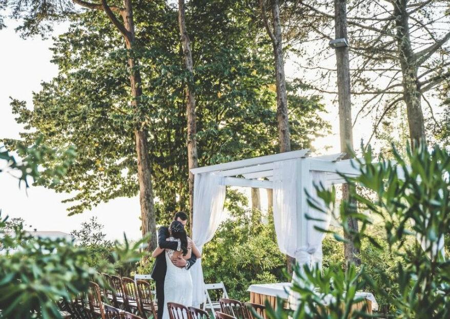 Casamento e lua de mel em Portugal. Com esses fornecedores você já pode começar a sonhar!