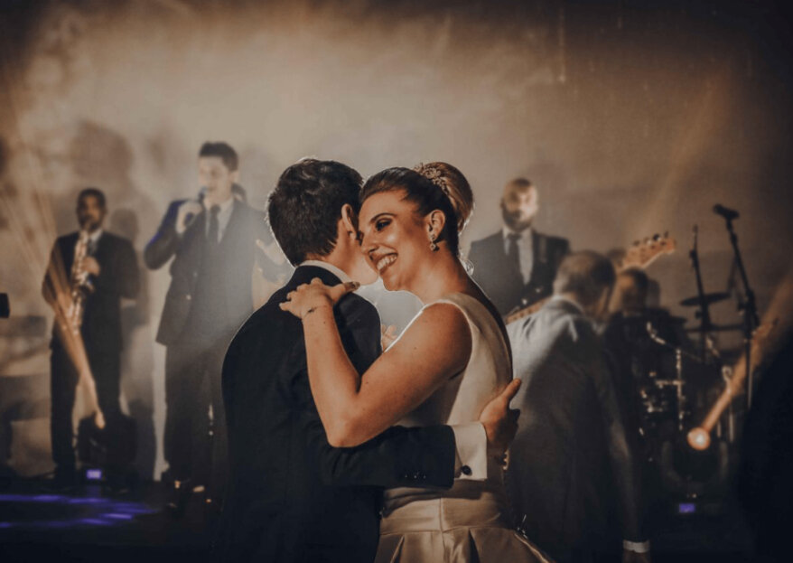 Como escolher a banda do seu casamento: dicas de um expert!