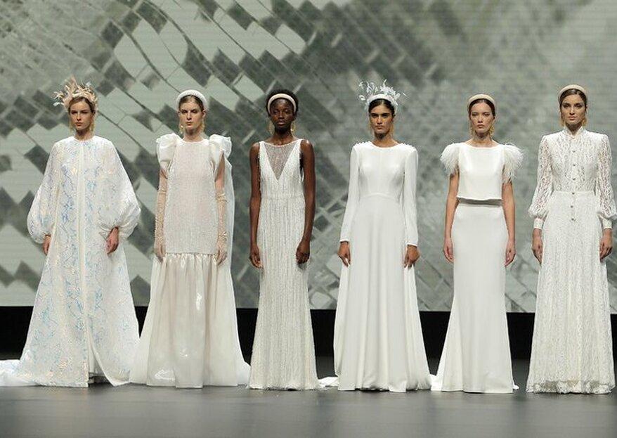 Barcelona Bridal Fashion Week 2021: a moda noiva unida por uma causa solidária