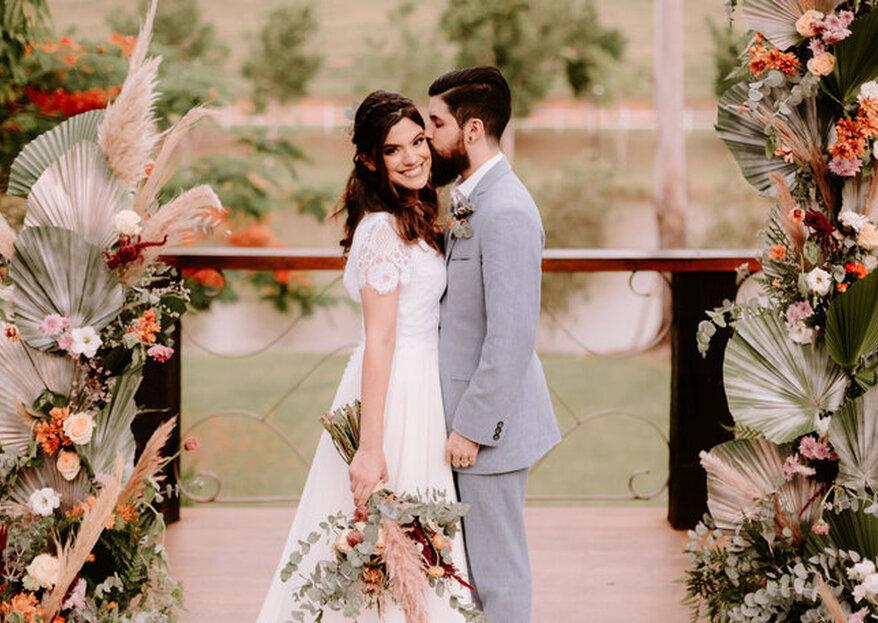 15 lugares espetaculares para ser o cenário do seu casamento inesquecível!