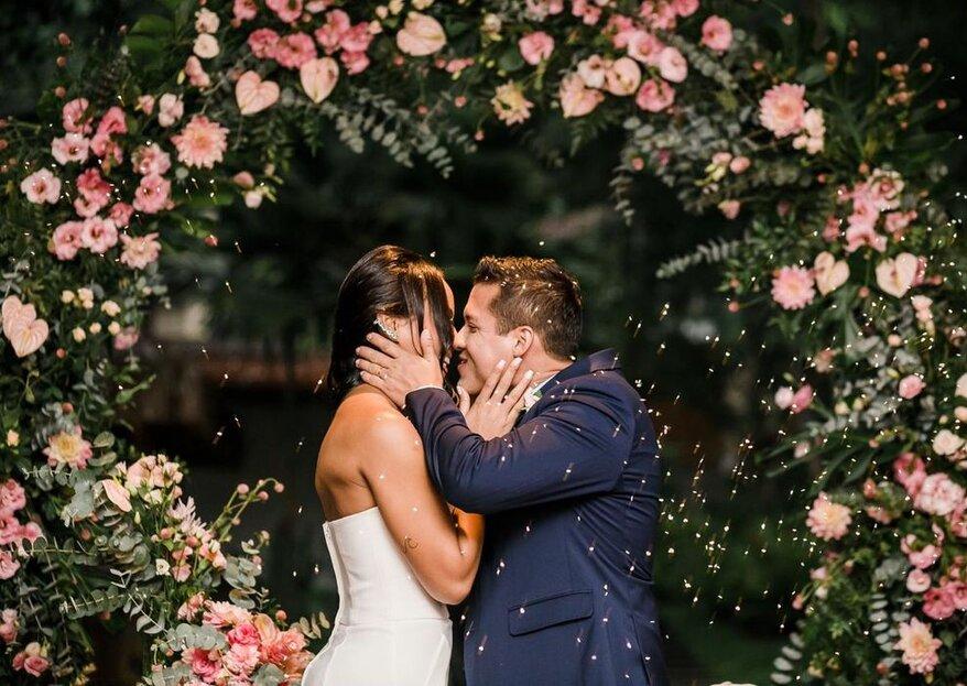 Mes Amies: detalhes que apaixonam e se complementam para decorar o dia mais importante da sua vida!