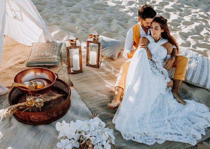 Dicas sobre o planejamento de um destination wedding: tome nota!