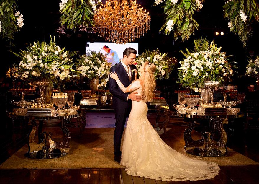 Casamento Shaianne & Allan Kelm: cerimônia emocionante com direito a poesia inspirada no casal