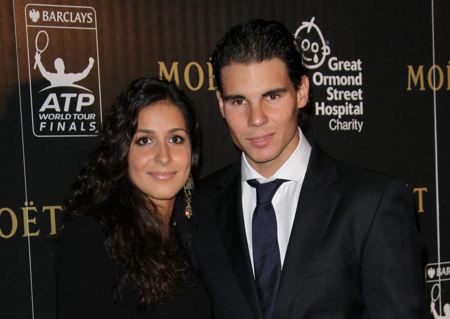 Rafael Nadal vai casar com Xisca Perelló depois de 14 anos de relacionamento!