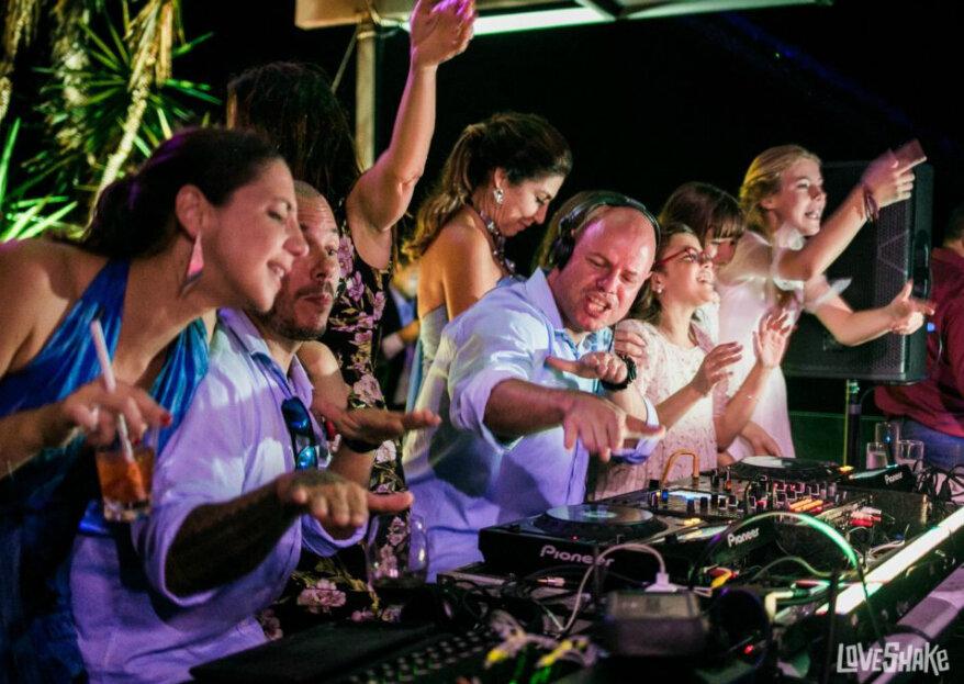 DJ Vitor Ventura: contando uma história musical diferente em cada trabalho e garantindo o sucesso da pista!