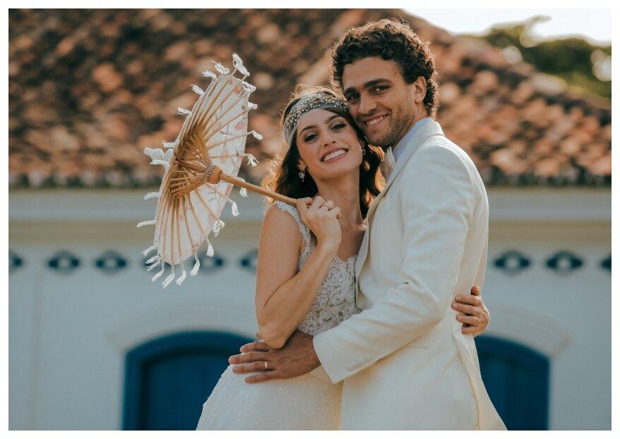 MGP Photo: emocionantes, criativos e sofisticados... Assim serão os momentos mais autênticos do seu casamento!