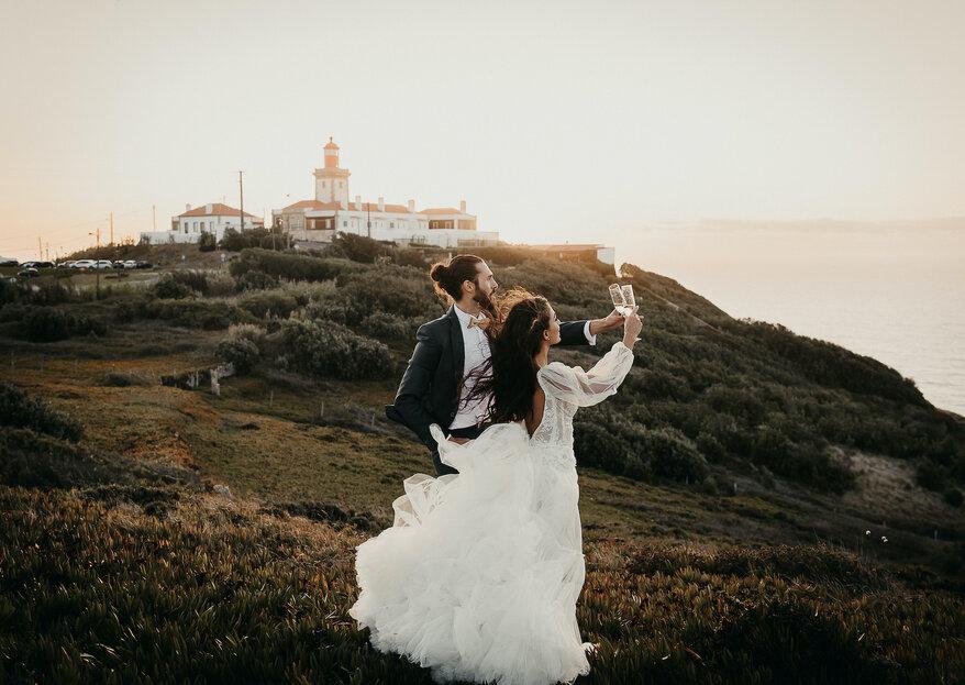 """Vem Casar em Portugal: um projeto completo para noivos que sonham em trocar alianças na """"terrinha"""""""