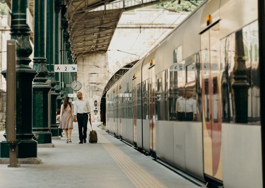 Lua de Mel: 5 rotas de trem surpreendentes para curtir com o seu amor