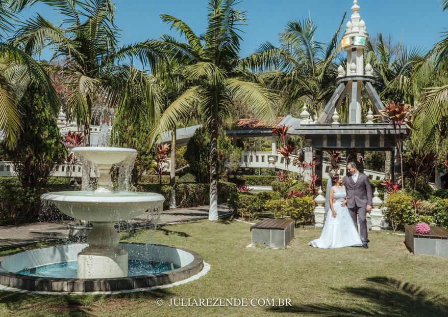 Espaço Balboa: Locação rústica e moderna na Serra da Cantareira que serve de cenário para casamentos inesquecíveis e com muito requinte