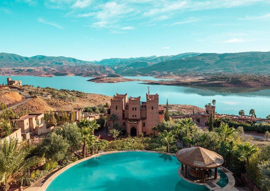 Paradisíaco e intimista, o hotel 5 estrelas Widiane Suítes & Spa é o cenário perfeito para um destination wedding no Marrocos