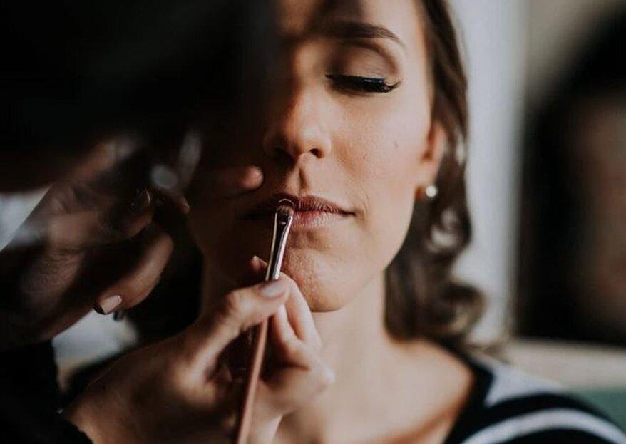Como escolher a maquiagem da noiva? Confie em seu estilo!