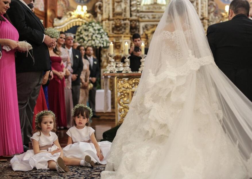Assessoria: tranquilidade e segurança para cada etapa do seu casamento!Conheça o trabalho daRafaella Huet!