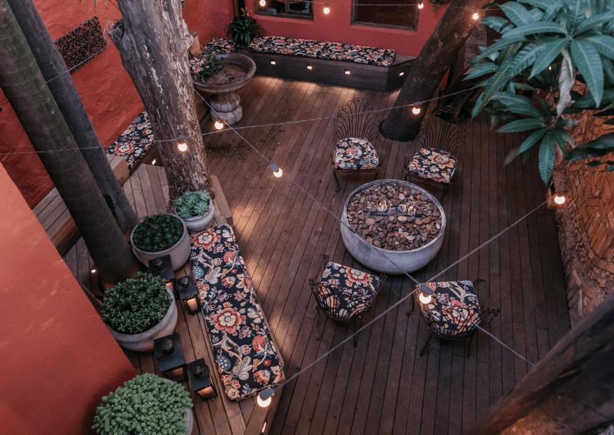 Espaço Quintal: um lugar mágico e arrebatador onde são celebrados os mais lindos home weddings de São Paulo