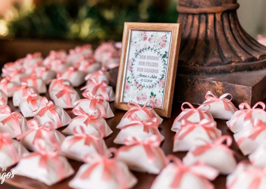O must have para um casamento muito delicioso: sabores incríveis em todos os momentos do grande dia!