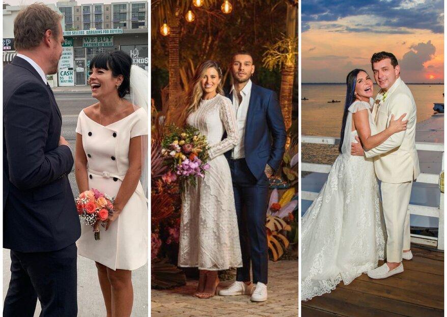 Retrospectiva: O casamento de famosos 2020 que deu o que falar!