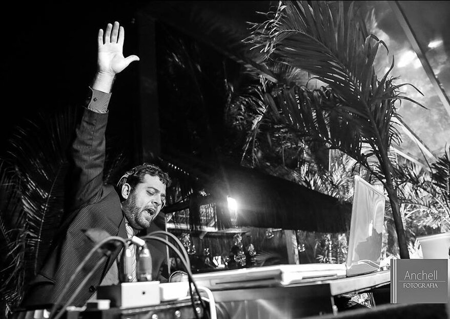 EVOLUIU – O show dos DJs para casamento!