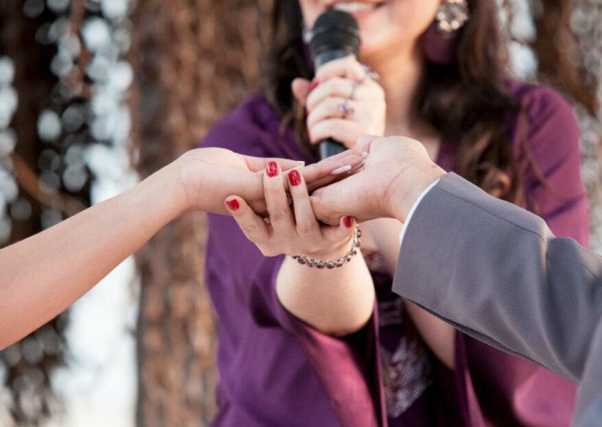 Luciana Rocha Celebrante: sinta o amor mais puro e genuíno reverberando em cerimônias tradicionais ou inovadoras!