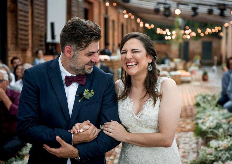 Celebrantes de casamento: escolha o profissional certo para transformar o seu casamento em um dia inesquecível