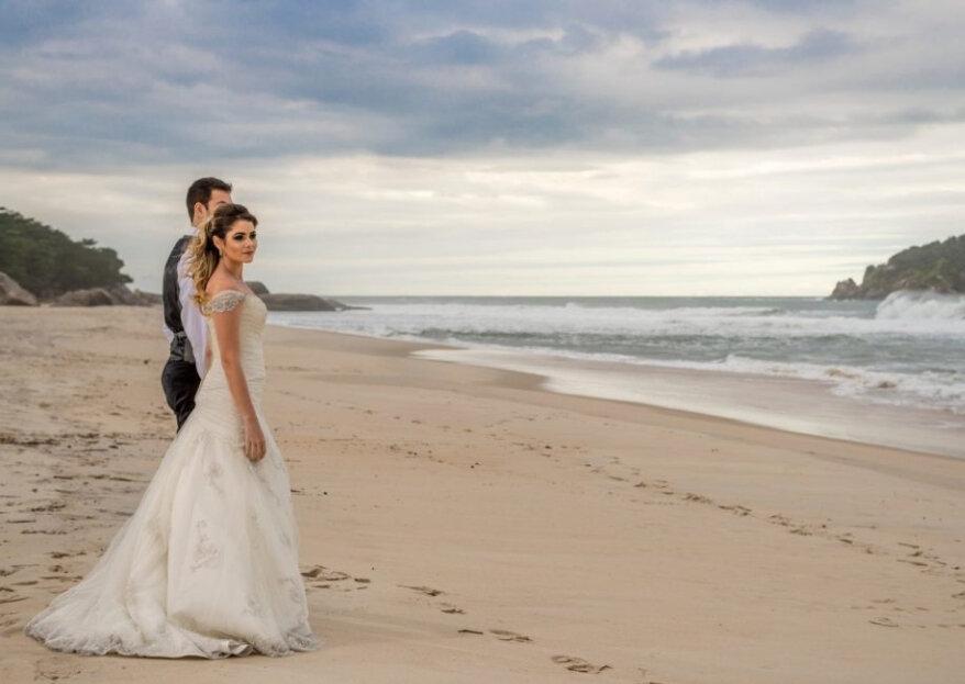 Dicas infalíveis para as melhores fotos com seu vestido de noiva!