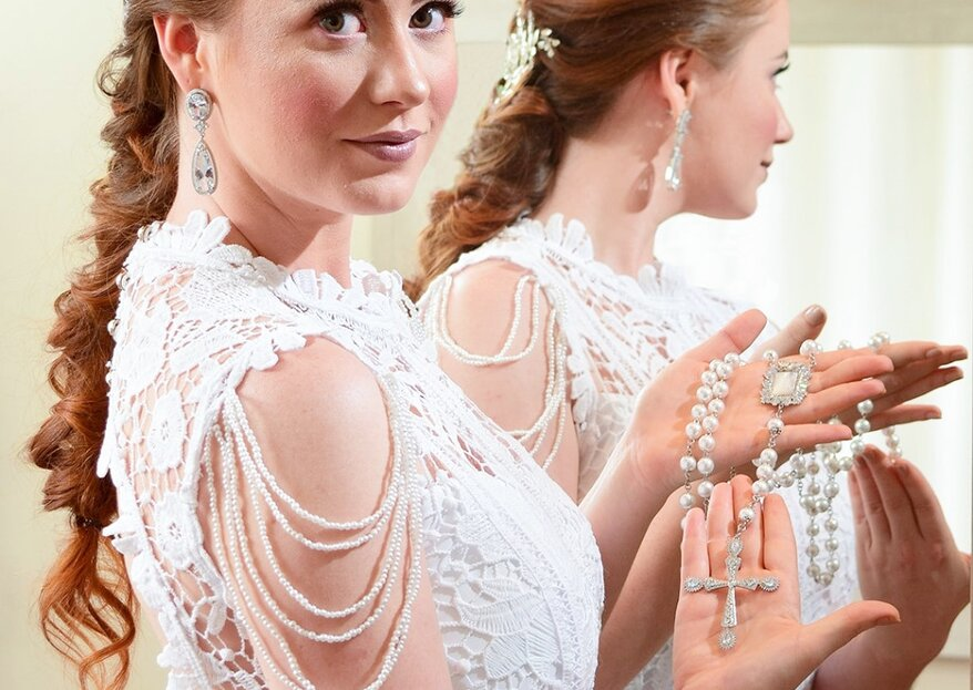 Como escolher os acessórios para noivas?